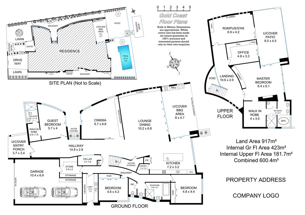 gold coast floor plans example floor plans