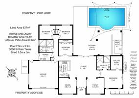 Gold Coast Floor Plans Professional Drafting Service